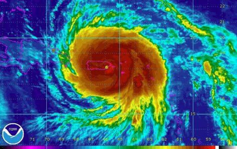 Hurricane Maria Leaves Students Worried, Wondering