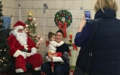 Santa Comes to Leominster High