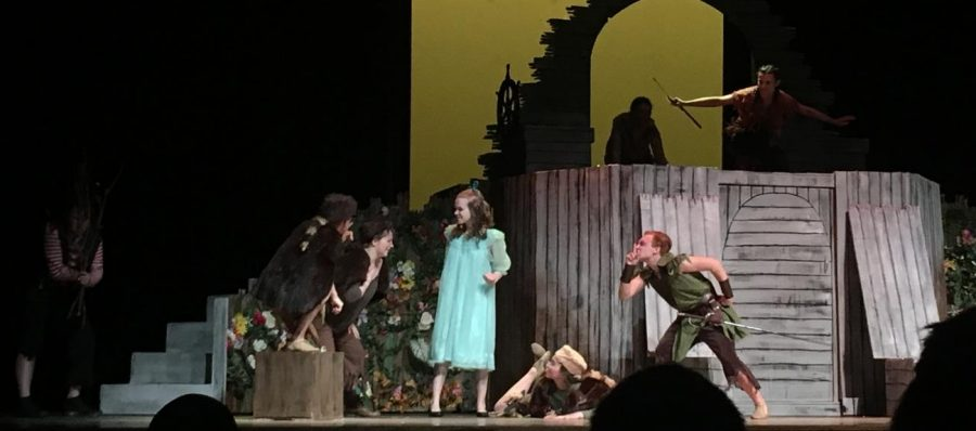 LHS Theatre Company earns spot in METG Seminfinals
