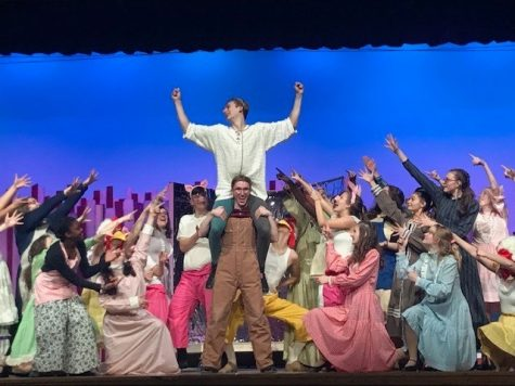 Pippin Wows at Leominster High