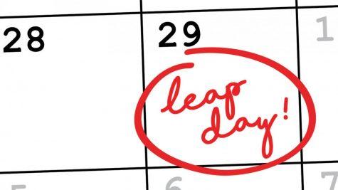 A DAY TO TAKE ADVANTAGE OF: LEAP DAY