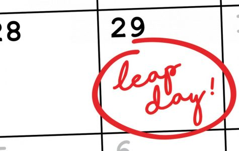 A DAY TO TAKE ADVANTAGE OF: LEAP DAY