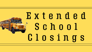 School Closing Extended to May 4th By Governor. Questions Abound.